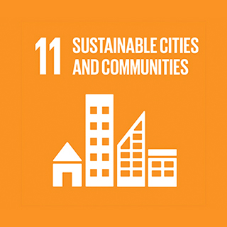 11. Sustainable Cities and Communities 320 x 320