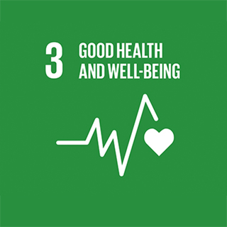 3. Good Health & Well-Being 320 x 320