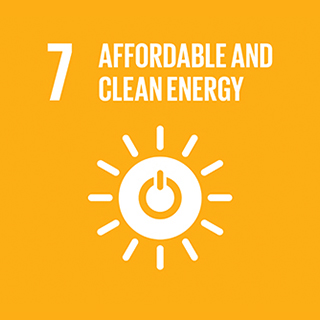 7. Affordable and Clean Energy 320 x 320